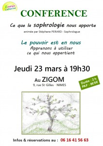 Affiche conf sophro 3
